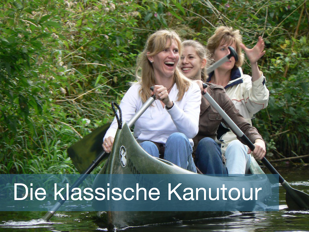 Die Kanu Tour Celle